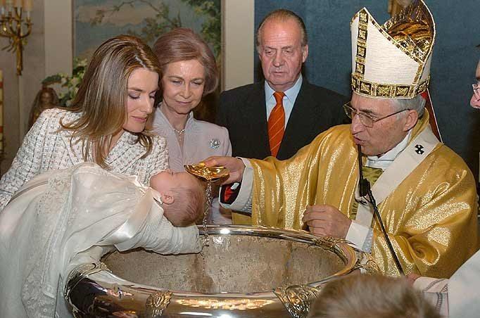 bautizo leonor