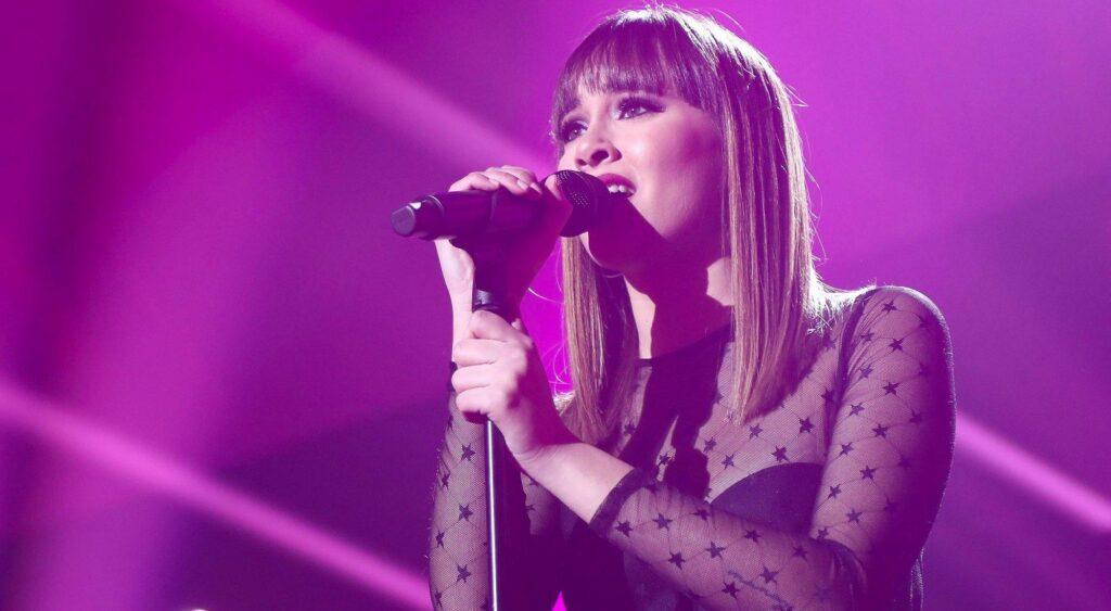 Mejor artista español es la nominación que recibe Aitana en los MTV EMAs 2020