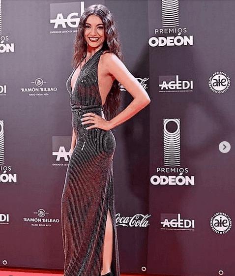 Ana Guerra en los Premios Odeón