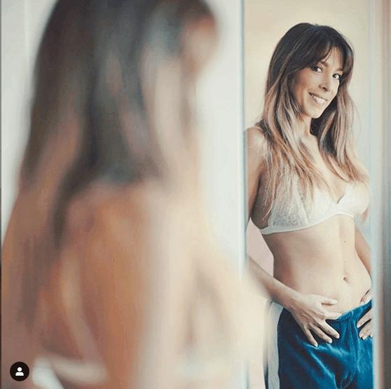 Gisela de Operación Triunfo sorprende con su pérdida de peso