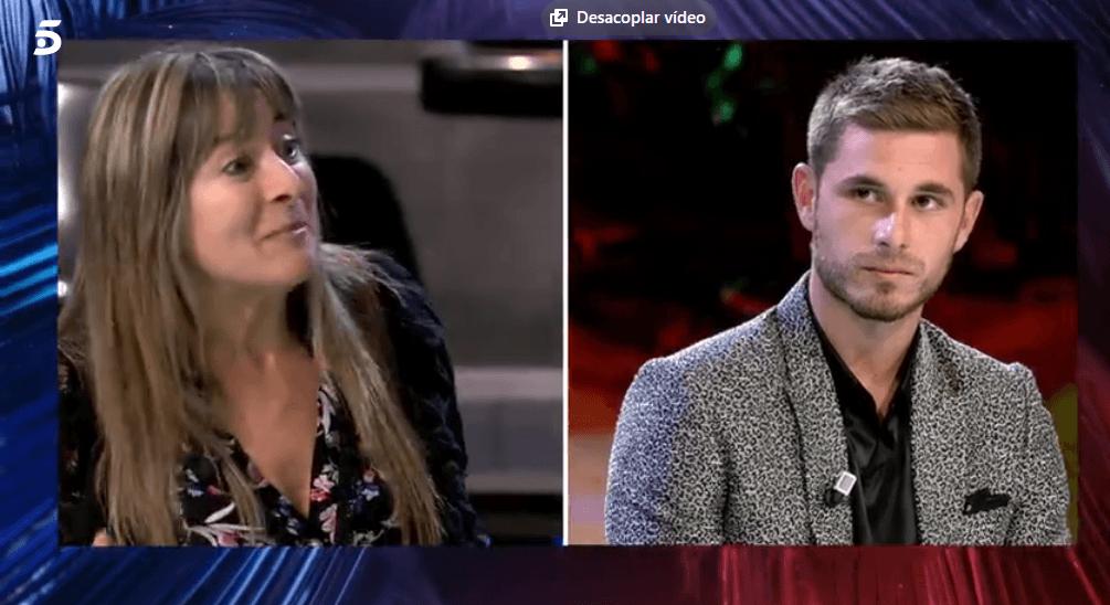 Madre de Melyssa insulta a Tom