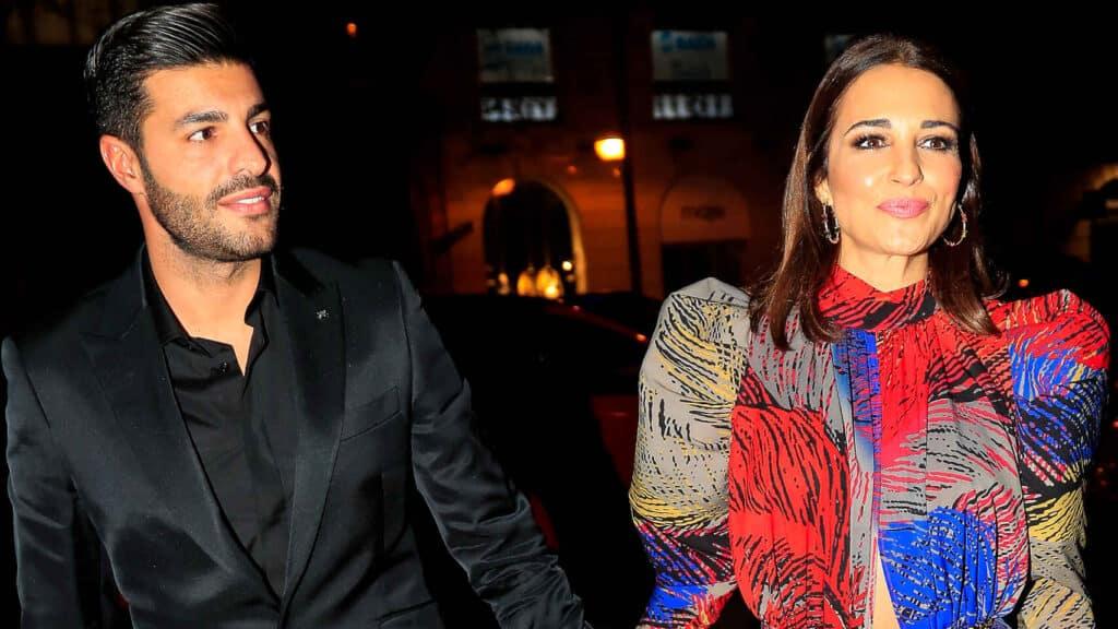 Miguel Torres y Paula Echeverria