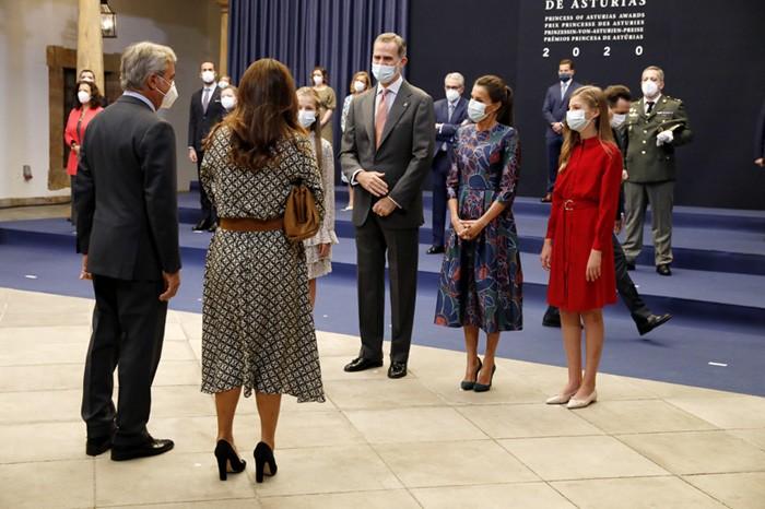 princesa sofia premios princesa de asturias 2020