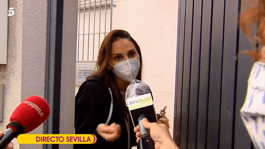Anabel Pantoja no habló de Irene Rosales
