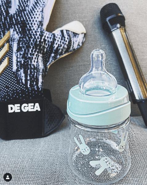 Edurne está embarazada de David De Gea