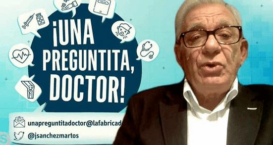 Sánchez Martos dio positivo en coronavirus