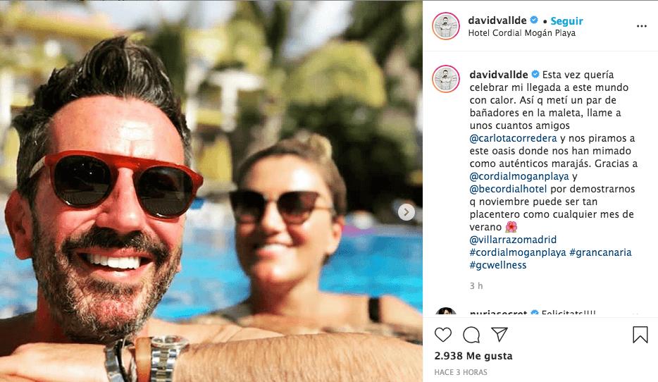 Director de Sálvame en Gran Canaria