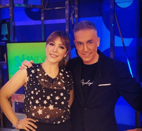 Kiko Hernández en Sálvame