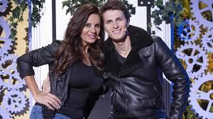 Sonia Monroy y Juan Diego