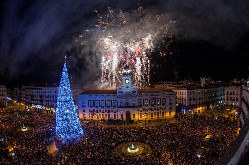Campanadas Puerta del Sol