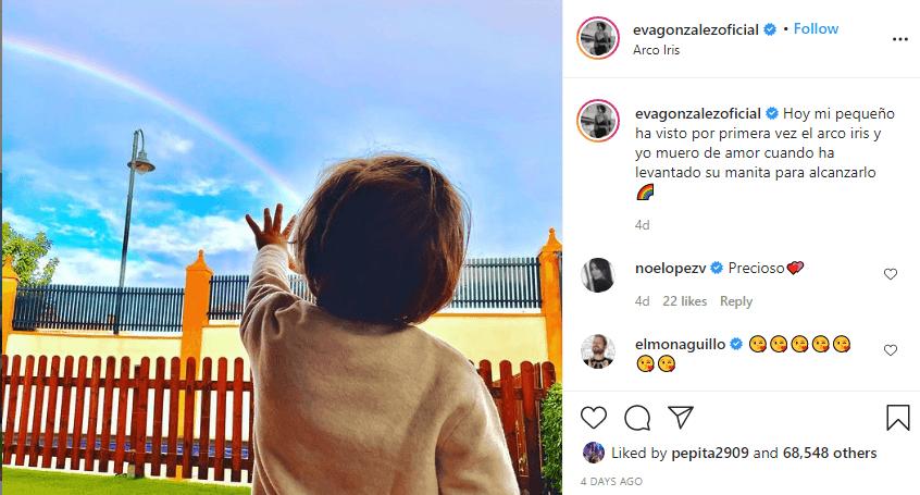 Instagram de Eva González