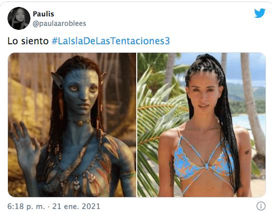 Memes de La isla de las Tentaciones 3
