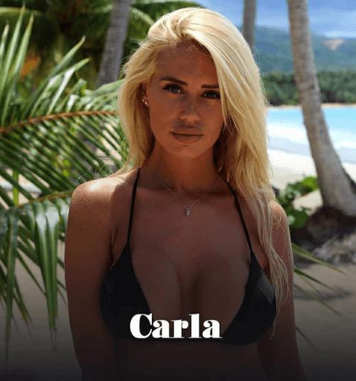 Carla y tentadores
