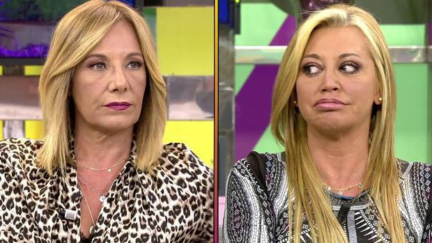 Raquel Bollo y Belén