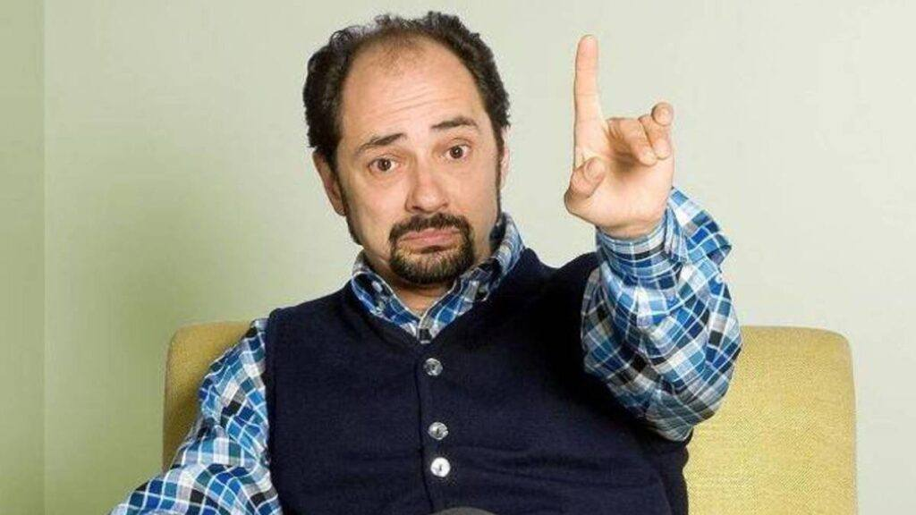 Antonio Recio de La que se avecina
