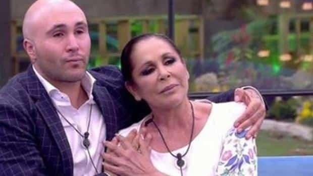 Kiko Rivera y su madre